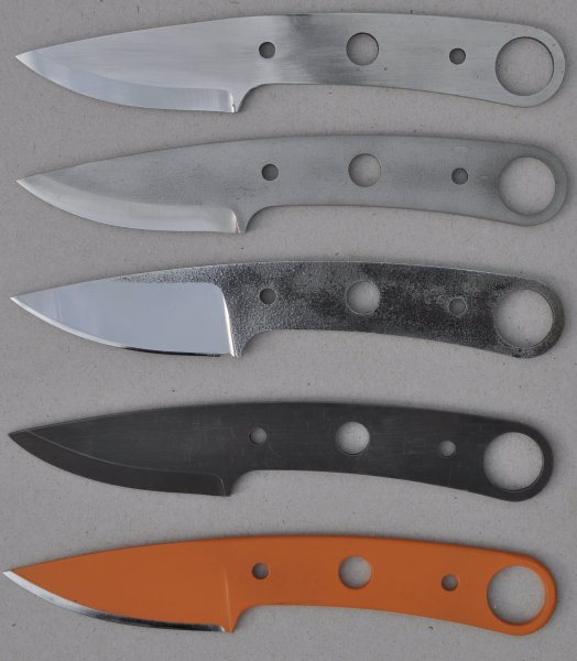 Knife Blade Blanks